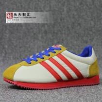 2013夏阿甘鞋三条杠休闲运动鞋男情侣慢跑步鞋韩版潮流女鞋布单鞋 价格:42.00