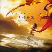 Vangelis - 1492 Conquest Of Paradise1 希腊NewAeg大师作品 价格:16.00
