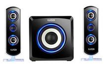耳神ER2809炫亮版,极具诱惑的2.1音箱,主副机LED灯装饰 价格:205.00
