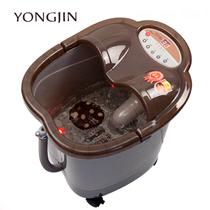 涌金ZY-668全自动按摩足浴盆洗脚盆按摩加热足浴器泡脚盆深桶 价格:268.00
