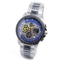 罗西尼正品手表 多功能运动腕表YD5541T05B 间陶瓷计时机芯男手表 价格:1264.40