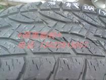 二手轮胎 普利司通AT 265/70R16 越野 大花 原配 帕杰罗轮胎 价格:485.00