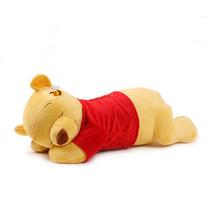 迪士尼睡姿蜜蜂小熊维尼熊公仔抱枕 毛绒玩具包邮 教师节礼物娃娃 价格:36.00