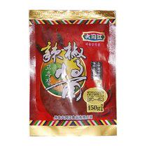 韩国辣椒酱 韩式拌饭辣椒酱 150g 下饭酱 朝鲜辣酱 价格:3.96