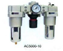 百灵气动/三联件/AC5000-10/空气过滤组合/SMC型气源处理器 价格:195.00