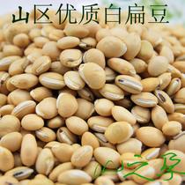 原生态扁豆 天然白扁豆中药 扁豆杂粮 山之孕白扁豆 10元/500克 价格:10.00