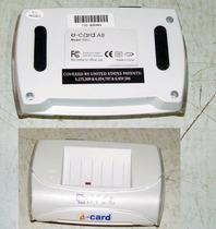清华紫光名片通扫描仪-文通名片管理系统e-card A8 价格:38.00