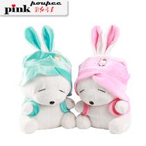 PINK POUPEE 正品新款原装正版毛绒PP棉流氓兔玩具公仔 新品包邮 价格:67.62