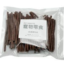 哈道盟宠物零食细牛肉棒500g狗狗零食牛肉条肉干狗粮食品泰迪用品 价格:13.99