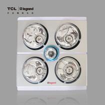 TCL罗格朗 银佳系列暖浴宝 照明/取暖/换气 三合一浴霸 正品销售 价格:468.00