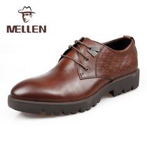 名郎2013秋款新品上市男士商务鞋男鞋真皮流行男鞋子MSC15191-620 价格:528.00