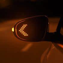 高尔夫6旅行版新速腾尚酷新朗逸途观CC大视野蓝镜防炫目LED后视镜 价格:320.00