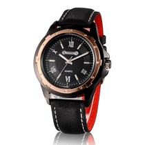包邮 正品 时诺比 超酷男表 户外运动 男士手表 皮带石英表 特价 价格:75.00