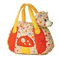 Aurora Plush 6 FancyPal Vintage Floral Cat Pet Carrier  极 价格:235.88