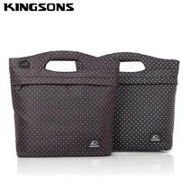 金圣斯 苹果笔记本电脑包 韩版波点单肩包 女士13.3寸手提电脑包 价格:99.00
