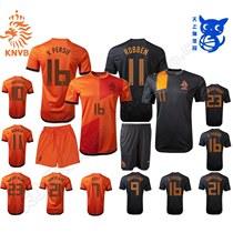 两套包邮荷兰球衣国家队服主场客场足球服套装训练服Netherlands 价格:40.00