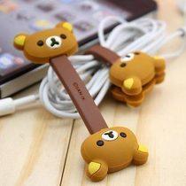 轻松小熊 三星 i9110 i9220 S5830 耳机绕线器 i9300 N7100纽扣款 价格:5.00