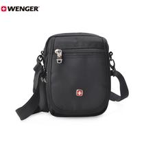 瑞士军刀威戈Wenger 休闲时尚运动包/斜跨商务单肩旅行包 价格:128.00