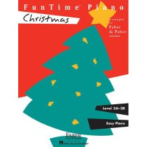 FunTime Piano, Level 3A-3B, Christmas/Nancy Faber (Arranger) 价格:56.40