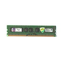 金士顿 8G DDR3 1600 工作站服务器内存 KVR16E11/8 带ECC校验 价格:499.00