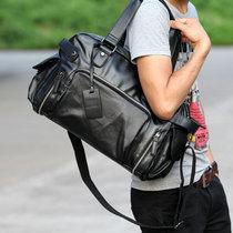 韩版男包新款2013男包斜挎包单肩包手提包电脑包潮大休闲旅行包 价格:95.00