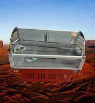 奥爱斯1.27米展示鲜肉柜 鸭脖柜点菜柜熟食柜鸭腿柜 冷鲜肉柜保鲜 价格:2150.00