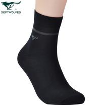 2013春夏新款 七匹狼休闲男袜 薄款棉袜 不含涤纶 轻薄透气不臭脚 价格:6.90