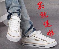 2013秋季新款情侣帆布鞋 韩版学院风学生鞋低帮板鞋 透气女鞋潮 价格:28.00