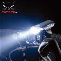 正品Cateye/猫眼 HL-EL135 山地自行车灯前灯 广角散光省电车头灯 价格:82.00