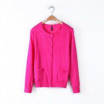 特HM毛衣H&M针织衫开衫春季新款女装0.35kg 价格:45.00