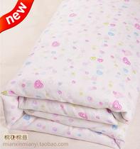 床上用品棉花被芯棉絮/学生宿舍被子/春秋冬被单双人加厚特价包邮 价格:180.00