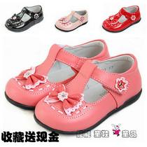 小林川子2013春款童鞋 女儿童皮鞋 软牛皮鞋 韩版真皮公主单鞋711 价格:59.52