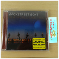 后街男孩2013全新专辑 Backstreet Boys In A World Like This 价格:25.20
