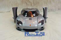 正品奥拓Autoart1:18 79003柯尼塞格CCX车模 合金汽车模型 铁灰色 价格:1200.00