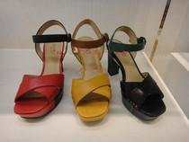 专柜正品代购 2013夏款 Joy&peace/真美诗 ZUD21 女凉鞋 原价1298 价格:418.00