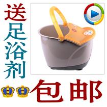 泰昌足浴盆器足疗盆器洗脚盆2077按摩加加热深桶老人保健器材包邮 价格:180.00