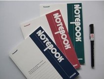亚龙K7-40 办公型软面抄A5 软面抄K7 40笔记本 价格:0.73