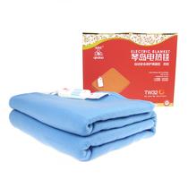 琴岛电热毯双人 双温双控安全调温(180*150cm)正品 801032 包邮 价格:121.44