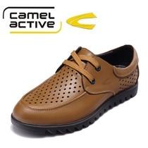 骆驼动感/Camel Active夏季正品男鞋 商务休闲鞋 透气舒适男鞋 价格:328.00