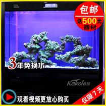 包邮可丽爱正品时尚底滤生态玻璃金鱼缸长方形水族箱1米/1.2/1.5 价格:3010.00