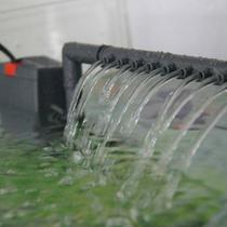 水族箱瀑布过滤泵潜水氧气泵鱼缸过滤器三合一增氧静音日创282284 价格:17.05