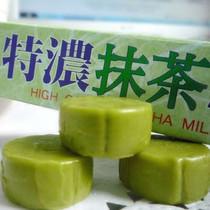 零食*日本原装进口--UHA悠哈特浓抹茶味觉糖 [40g] 8394 价格:7.50