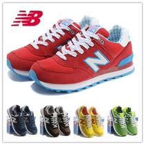 2013秋冬新款 New Balance/新百伦574 nb女鞋运动鞋女WL574 男鞋 价格:208.00