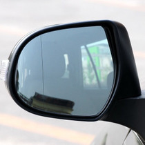老爱丽舍粘贴型大视野/双曲率蓝镜 铬镜 白镜 后视镜无盲区倒车镜 价格:22.00