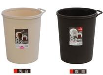 欧式宜家简洁无盖手提垃圾桶家用飞达三和厨房时尚创意收纳桶 价格:15.00