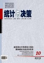 南大核心CSSCI 北大核心 代发《统计与决策》论文代发 价格:100.00