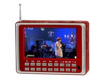 好伴侣金博士未来小蜜蜂K998老人视频扩音器收音机大功率U盘TF卡 价格:153.00