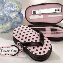 特价新品 结婚婚庆回礼婚礼礼物 创意礼品美容修容组套装指甲套装 价格:4.80