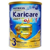 正品行货包邮 Karicare可瑞康原装原罐进口金装奶粉3段奶粉 价格:190.00