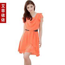 2013夏装新款艾菲依依特价包邮A4542 价格:215.00